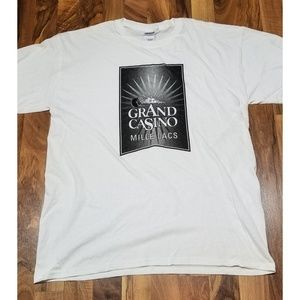 Vintage Grand Casino T Shirt. Great Shape! Cool T!